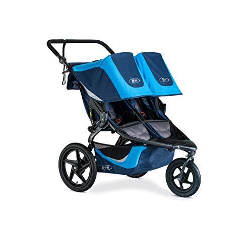 BOB Revolution Flex 3.0 Duallie Jogging Stroller, Glacier Blue