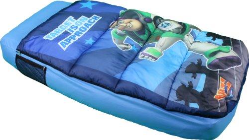 Disney Sleeping Bag Air Mattress - 5