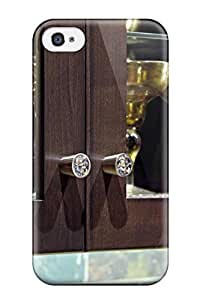 New Premium Flip Case Cover Crystal Kitchen Cabinet Knobs In Contemporary Kitchen Skin Case For Iphone 4/4s