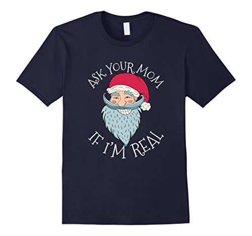 Mens Ugly Holiday Sweater or Tshirt With the Not so Jolly Elf Large Navy Jolly Elf