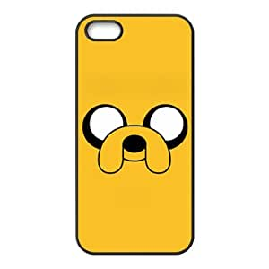 Yellow Lovely Snoop Dogg Cell Phone Case for iPhone 5S