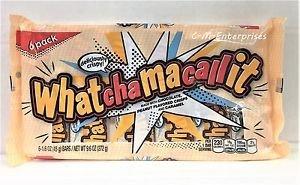 Whatchamacallit Chocolate Bars, 1.6 oz, 6 count ()