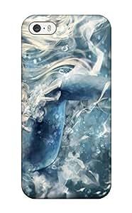 Juliam Beisel's Shop Best original anime mermaid Anime Pop Culture Hard Plastic iPhone 5/5s cases 8757005K348857076
