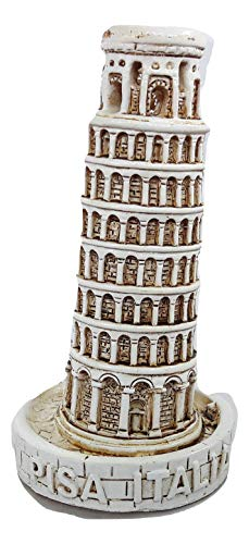 Souvenir Tower of Pisa Model/Statue Miniature Italy Pisa Piazza