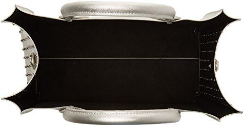 Footwear portés Shoulderbag Argent Saffiano Madden épaule Sacs Badele Silver Steve 5PXHwqX