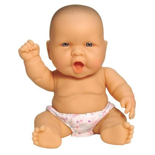 Childcraft Lots to Love Baby Doll - Caucasian - 10 Inches (Sold Individually - Expressions Vary) by School Specialty