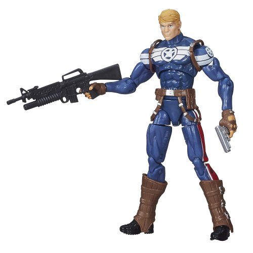 Marvel Infinite Series Steve Rogers Figure - 3.75 - Corporate Rogers Stores