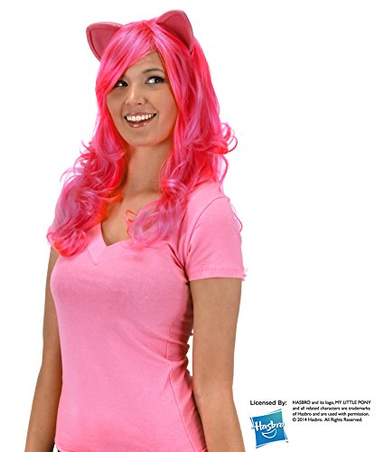 My Little Pony Pinkie Pie Costume Wig With Ears by elope