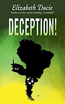 Deception! (Suzanne Jones Book 2) by [Ducie, Elizabeth]