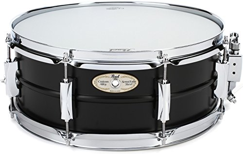 Pearl Limited Edition SensiTone Steel Snare Drum - 5.5