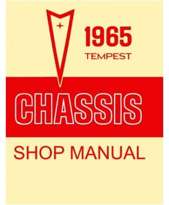amazon com 1965 pontiac gto tempest shop service manual book rh amazon com 1969 pontiac gto service manual pdf 2006 pontiac gto service manual