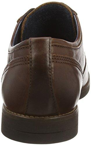 Camel Active Cuckoo,  Herren Oxford Schnürhalbschuhe Braun (dark Brown Leather)