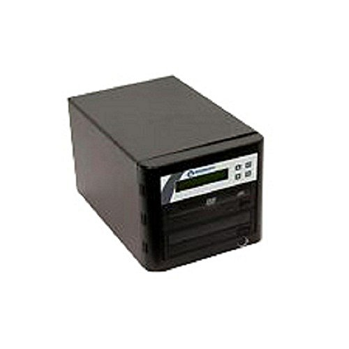 Microboards QD-DVD-CB 1-to-1 DVD CD Duplicator by Microboards