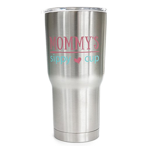 Mommy's Sippy cup 30 oz. Stainless Steel Tumbler Value Pack