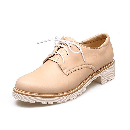 Baja redonda cabeza con zapatos oscuros de Inglaterra/tener zapatos de colegio/Zapatos del estudiante B
