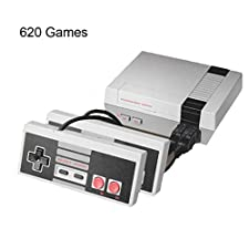 Mini Game Entertainment System Handheld Console For Nes Games with 620 Different Built-in Games PAL and NTSC