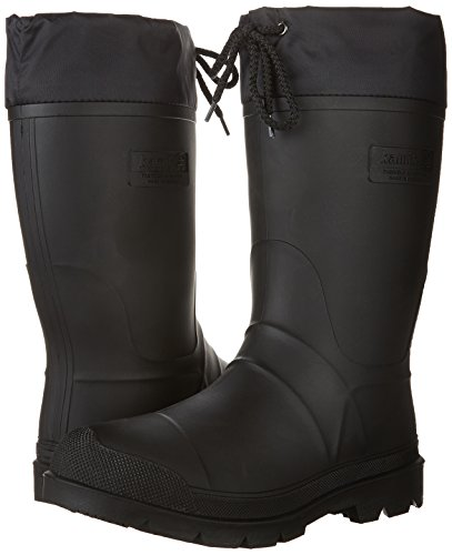 Pictures of Kamik Men's Hunter Insulated Winter Boot Black 9 M US 4