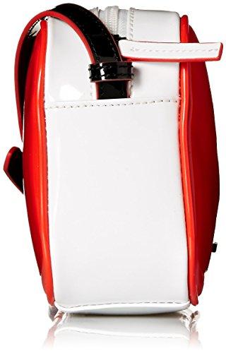 Small Crossbody A Exchange Patent Bag X Armani qwxtOxI7S