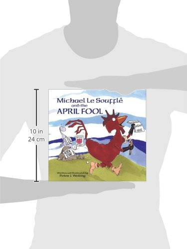 Michael Le Soufflé and the April Fool by Brand: Pelican Publishing