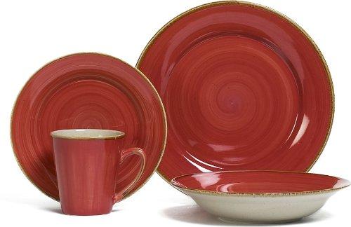 Thomson Pottery 16-pc. Sedona Dinnerware Set (Dinnerware Pottery)