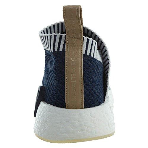 Originals cs2 Men's Navy Ftwr Pale Collegiate Nude Pk NMD Fabric Sneaker St White adidas 4dqUFg4