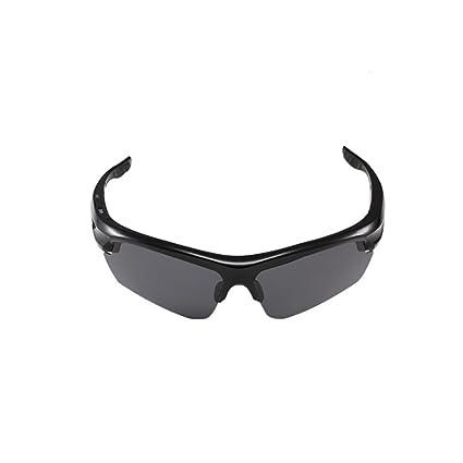 Camera Video Glasses Auriculares Gafas De Sol Polarizadas Inteligentes Música Estéreo Anteojos Inalámbricos Bluetooth Auriculares Audífonos