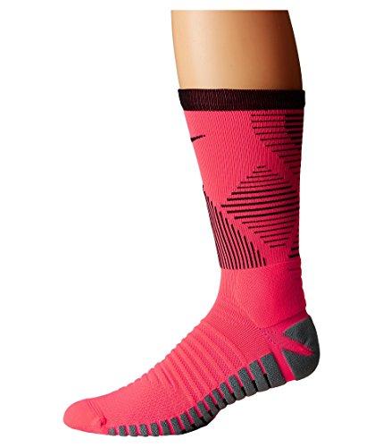 慈悲深い高揚したお風呂(ナイキ) NIKE メンズソックス?靴下 Strike Mercurial Soccer Racer Pink/Black Men's 6-7.5, Women's 8-9.5 (24-26cm) One Size