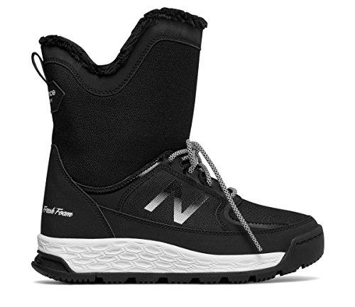 (ニューバランス) New Balance 靴?シューズ レディースウォーキング Fresh Foam 2100 Boot Black with White ブラック ホワイト US 5 (22cm)