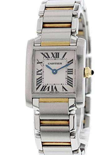 Pre Owned Cartier Tank - 1