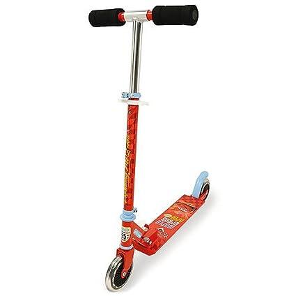 Smoby - Scooter Cars para niños, Color Rojo (450173)