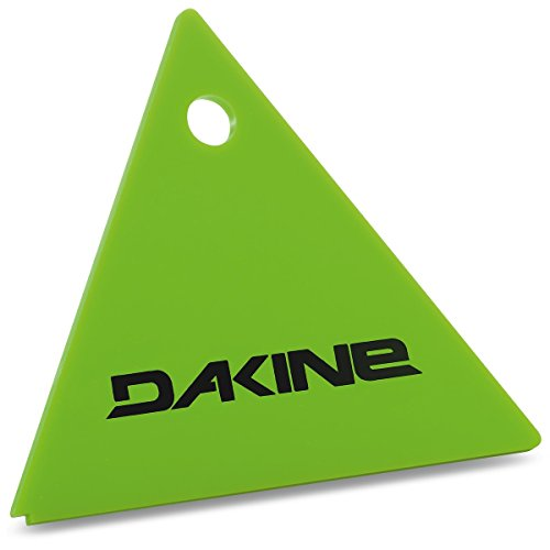 Dakine Triangle Scraper, Green (Snowboard Scraper)