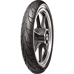 General purpose/sport touring cross-ply tire that delivers cutting edge performancePerfect grip under all weather conditions for year round ridersExcellent mileage due to updated compound technologyInnovative tread pattern design for even wea...
