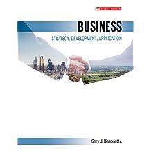 Business: Strategy, Development, Application