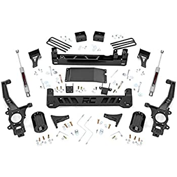 Amazon Rough Country 87930 6 Inch Suspension Lift Kit For 05