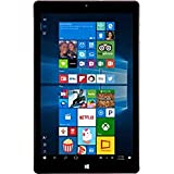 """NuVision Newest Solo 10 Draw 10.1"""" Full HD Touchscreen Flagship High Performance Tablet, Intel Atom x5-Z8300 Quad-Core, 2GB, 32GB eMMC, SD Card Reader, Windows 10, Includes Stylus & Sleeve, Pink"""
