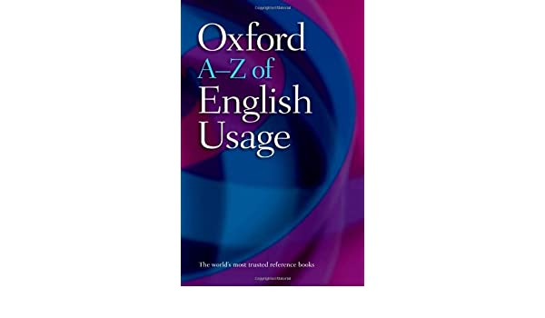 Oxford a z of english usage jeremy butterfield 9780199231539 oxford a z of english usage jeremy butterfield 9780199231539 amazon books fandeluxe
