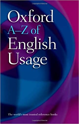 Oxford a z of english usage jeremy butterfield 9780199231539 oxford a z of english usage 1st edition fandeluxe Images
