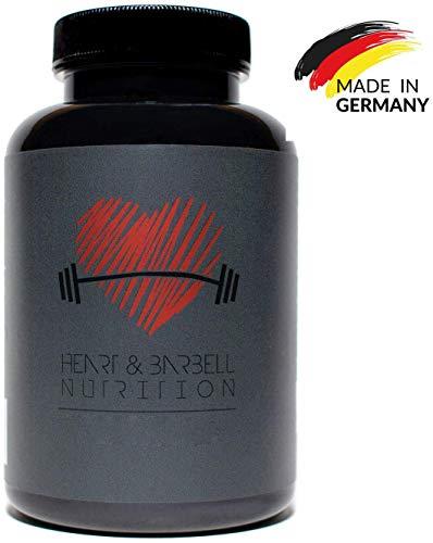 Heart & Barbell O3-D3-K2 (Für Athleten & Sportler) – 240 Kapseln mit Vitamin K, Vitamin D & Omega 3 Fettsäuren