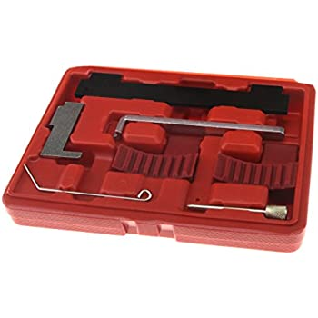 Engine Timing Locking Tool Kit 7PC For Chevrolet: Aveo (08-14) 1.4 1.6 16V