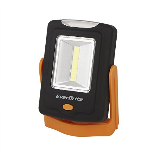 Flashlight Industrial Swivel (Everbrite E061017AE 2-in-1 work Light with Magnetic Swivel)
