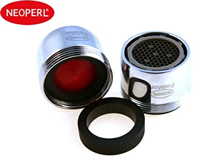 Neoperl 2.2 Gpm Aerated Stream Faucet Aerator | Serious Flow Control