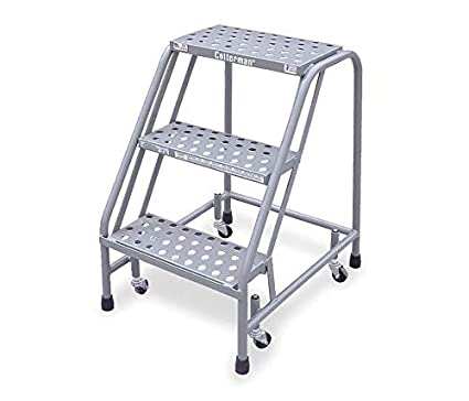 Incredible Cotterman Steel Rolling Step 30 Overall Height 450 Lb Spiritservingveterans Wood Chair Design Ideas Spiritservingveteransorg