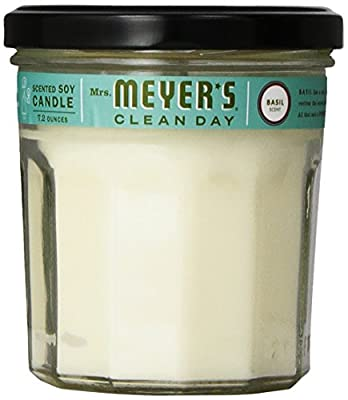 Mrs. Meyer's Soy Candle