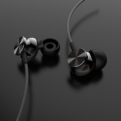Earbuds Betron BS10 Noise Isolating in Ear Headphones Earphones with Microphone Volume Control and