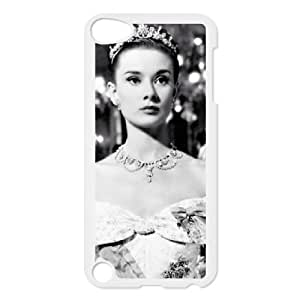 Fashionable Creative Audrey Hepburn for Ipod Touch 5 QEYV00368