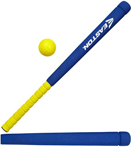 Easton Foam Bat and Ball
