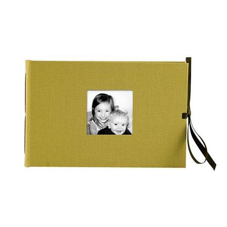 KoLO Noci 4x6 Photo Album (Chartreuse)