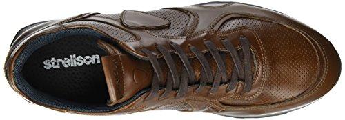 Strellson Herren Brooklands Claude Sneaker LFU 3 Braun (Cognac)