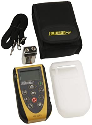 Johnson Level and Tool 40-6001 Laser Distance Measuring Tool
