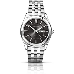 Sekonda 3479.27 - Men's Watch, Stainless Steel, Silver Color